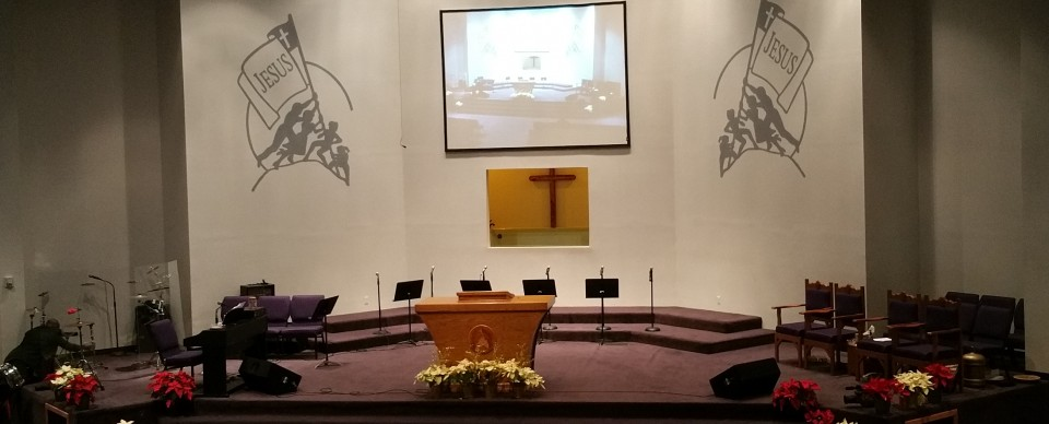 Victory Praise & Worship Center